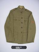 view Model 1912 digital asset: Coat, front.