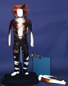view Wig from Bombalurina costume used in the musical <i>Cats</i> digital asset number 1