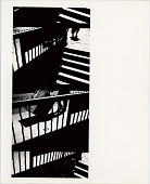 view Multiple Sets of Stairs digital asset: Composite, staricase, by Ray K. Metzker