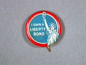 view I Own A Liberty Bond Button digital asset number 1
