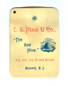 """view L.S. Plaut & Co., """"The Bee Hive"""" digital asset number 1"""