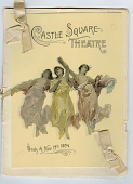 view Castle Square Theatre digital asset: program