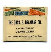 view The Chas. G. Braxmar Co. digital asset: stamp holder