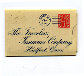 view The Travelers Insurance Company digital asset: stamp holder