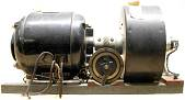 view Ohio type 3956 motor and Jenkins Drum scanner digital asset: Ohio AC Motor.
