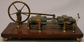 view model of Charles G. Page electric motor digital asset number 1