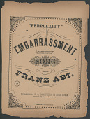 "view ""Embarrassment"" Sheet Music digital asset number 1"