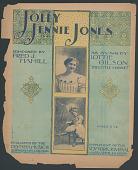 """view """"Jolly Jennie Jones"""" Sheet Music digital asset number 1"""