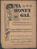 """view """"Ma Honey Gal"""" Sheet Music digital asset number 1"""