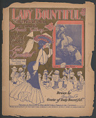 "view ""Lady Bountiful"" Sheet Music digital asset number 1"