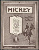 "view ""Mickey"" Sheet Music digital asset number 1"