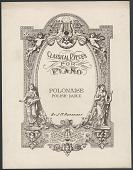 "view ""Polonaise (Polish Dance)"" digital asset number 1"