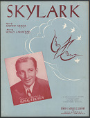 "view ""Skylark"" Sheet Music digital asset number 1"