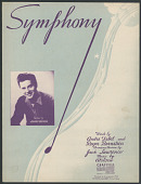 "view ""Symphony"" Sheet Music digital asset number 1"