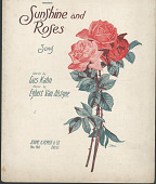 """view """"Sunshine and Roses"""" Sheet Music digital asset number 1"""