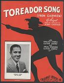 """view """"Toreador Song"""" Sheet Music digital asset number 1"""
