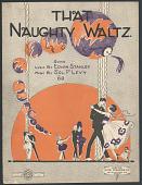 "view ""That Naughty Waltz"" Sheet Music digital asset number 1"