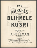 """view """"Two Marches from Blihmele and Kusri"""" digital asset number 1"""