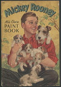 view Mickey Rooney His Own Paint book digital asset number 1
