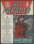 view Hit Parader Magazine January 1945 digital asset number 1