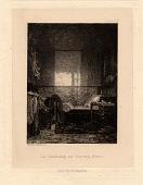 view Victor Hugo's Bedroom digital asset: Lalanne, Hugo's chamber