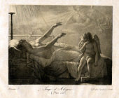 view Alcyone dreaming digital asset: Alcyone's Dream, from Ovid