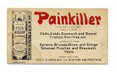 view Painkiller (Perry Davis) digital asset: ink blotter, Perry Davis Painkiller