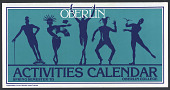 view Oberlin Activities Calendar digital asset number 1