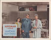 view Lobby Card, Superman in Exile digital asset number 1