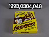 view Dexatrim, Maximum Strength, Caffeine Free, 20 Appetite Control Capsules & Diet Plan, Item No. 2091 digital asset number 1