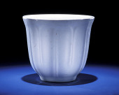 view Cup from Propeller <I>Indiana</I> digital asset: Propeller Indiana, white porcelain coffee cup