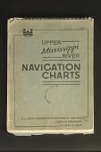 view Chart Book, Upper Mississippi River digital asset number 1