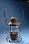 view Railroad Hand-Signal Lantern, 1920s-40s. digital asset number 1