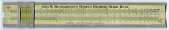 view Richardson Direct Reading Slide Rule digital asset: Slide Rule - Richardson Direct Reading Slide Rule - Front View