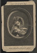 view Lady Charlotte Cranfield and Child digital asset number 1