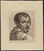 view The Portrait of Anibale Caracci digital asset number 1