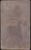 view Hillotype, print of woman holding basket digital asset number 1