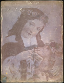 view Hillotype, print of woman and deer digital asset number 1