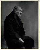 view Eugène Atget digital asset: Photograph by Berenice Abbott, portrait of Eugene Atget