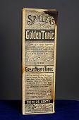 view Spiller's Golden Tonic digital asset: Spiller's Golden Tonic, front