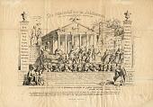 view Der Sündenfall des XIX Jahrhunderts digital asset: print, DER SUNDENFALL DES XIX JARHRHUNDERTS
