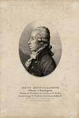 view Matin Heinrich Klaproth digital asset: print, MARTIN HEINRICH KLAPROTH