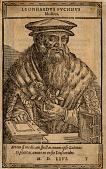 view Leonhardus Fuchsius digital asset: print, LEONHARDUS FUCHSIUS