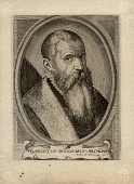 view Rombertus Dodonaeus Mechlini digital asset: print, ROMBERTUS DODONAEUS MECHLINI