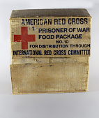 view American Red Cross Prisoner of War Food Package No. 10 digital asset: American Red Cross Prisoner of War Food Package No. 10