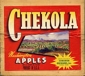 view Apple Crate Label digital asset number 1