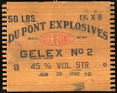 view Explosives Shipping Crate digital asset number 1