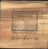 view Tobacco Shipping Crate digital asset number 1