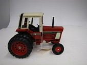 view International Harvester Farmall Tractor Model digital asset number 1