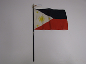 view flag, Philippines. digital asset number 1